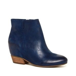 Sole Society Charlotte Leather Bootie NEW